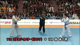 The 40th All Japan Open Karate Tournament 2008 2/2