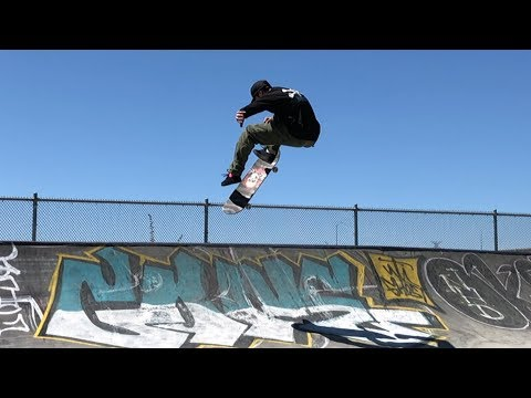 AMAZING DAY WITH THE POWELL PERALTA SKATE TEAM !!! - NKA VIDS -