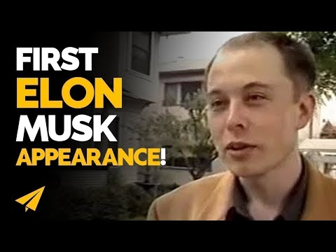 """Young Elon Musk: """"There are 62 McLarens in the World and I Will Own One of Them!"""" 
