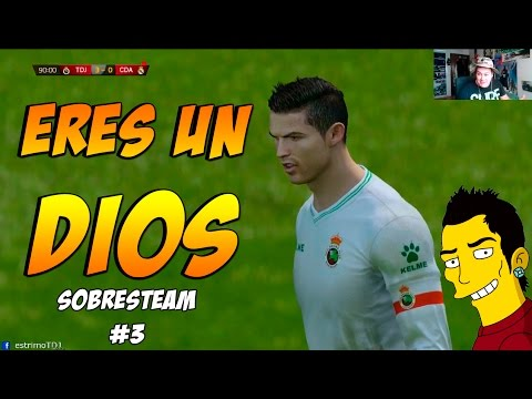 FIFA 15 Cristiano Ronaldo es DIOS SobresTeam #3