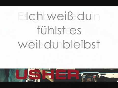 Usher - What s a man to do (Übersetzung)