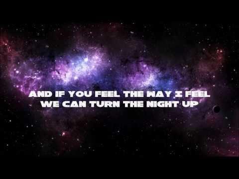 Enrique Iglesias - Turn The Night Up [ Lyric video ] FULL HD