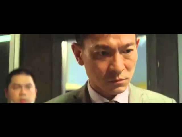Blind Detective Teaser Trailer #2 - Johnnie To Movie