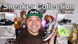 MY SNEAKER COLLECTION (CARLO OPLE) *DEFINITELY NOT THE BEST ON YOUTUBE, HEHE*