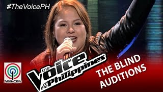 "The Voice of the Philippines Blind Auditions  ""What's Up"" by Karla Estrada (Season 2)"