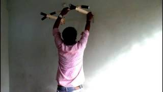 How to install Pull up Bar Wall mounted And where to buy this ONLINECLASSES