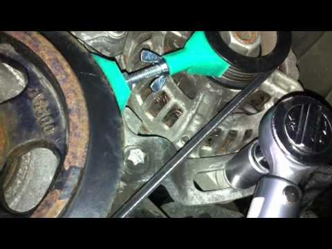 233 Identifying Belt Drive  ponents as well Car Air Conditioning Repair Troubleshooting together with Watch likewise Watch furthermore Replace. on car alternator diagram