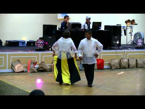 La Jota Isabela Folk Dance video