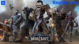 [FR] World of Warcraft - Repos des Rois +5 S3 / Druide heal