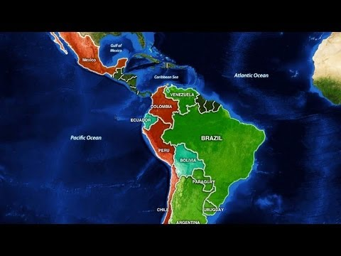 Latin America's Economic Divide