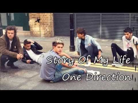 Story Of My Life - One Direction Letra Inglés Y Español video