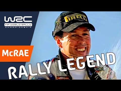 Greatest Drivers: Colin McRae