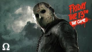 JASON'S GOT A CHIP ON HIS SHOULDER! | Friday the 13th The Game #58 - CHALLENGES 4 & 5