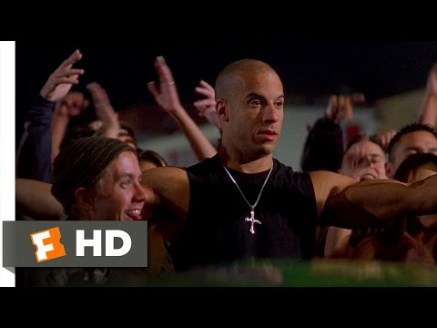 The Fast and the Furious (2/10) Movie CLIP - Winning's Winning (2001) HD