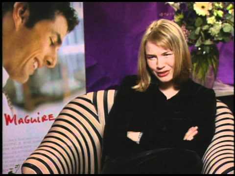 Renee Zellweger talks with Joe Leydon about