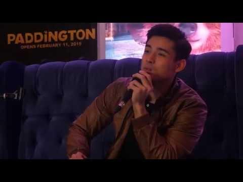 Xian Lim for Paddington (Press Conference)