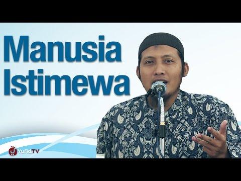 Kajian Islam: Manusia Istimewa Di Padang Mahsyar - Ustadz Zaid Susanto, Lc