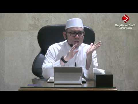 Bab.22 Konsekuensi Nama & Sifat Terhadap Peribadatan Kepada Allah #4 - Ustadz Ahmad Zainuddin, Lc