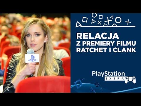 Relacja Z Premiery Filmu Ratchet I Clank | Tylko Na PlayStation