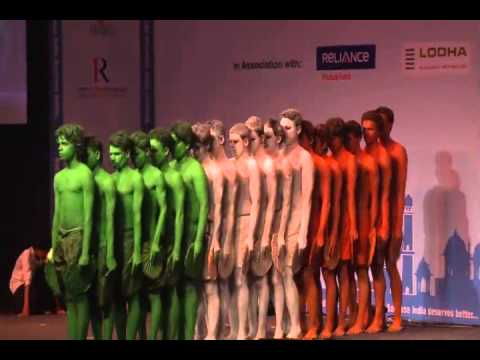 Prince Dance Group performs at Manthan 2013