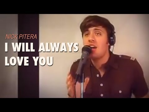 Whitney Houston - I Will Always Love You - Nick Pitera Cover