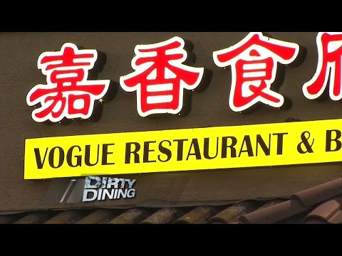 Dirty Dining: Vogue Restaurant & Bar in Chinatown