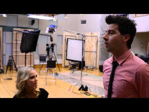 Daryn Jones and Kristin Chenoweth Sing Together