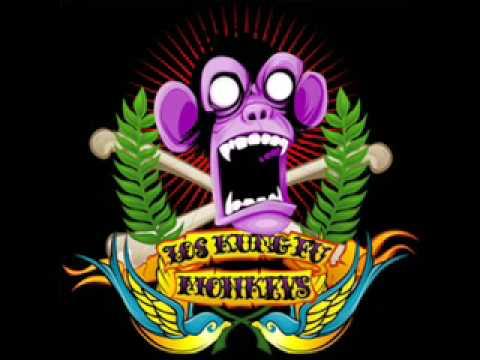 Los Kung-fu Monkeys - Gutter
