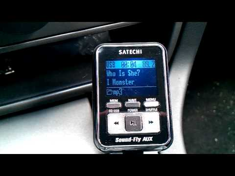 Forex cft-623a car mp3 fm transmitter