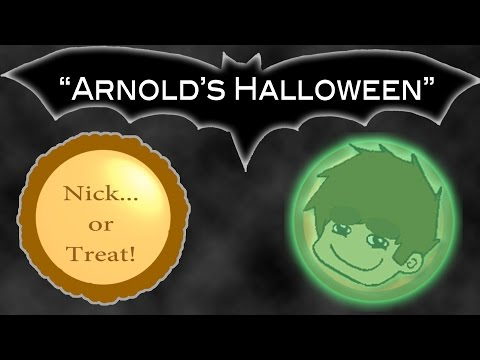 Nick... or Treat!: Arnold's Halloween (Hey Arnold!)