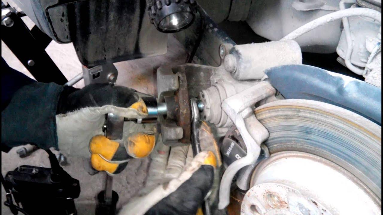 Замена тормозных колодок на вольво хс70