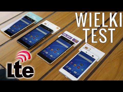 Internet LTE Na Wakacje, Co Wybrać? Test Prędkości LTE Orange Plus Play T-Mobile