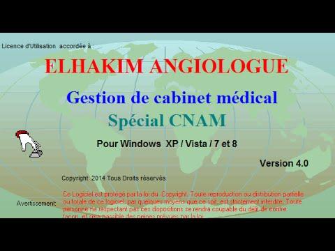 Logiciel de gestion de cabinet médical pour angiologue en Tunisie