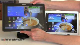 Samsung Galaxy Note Pro 12.2 vs. Samsung Galaxy Note 10.1 2014 Edition Comparison Smackdown