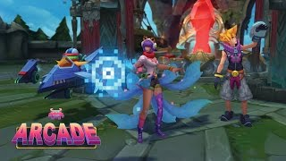Arcade 2016: Game On | Skins Trailer - League of Legends