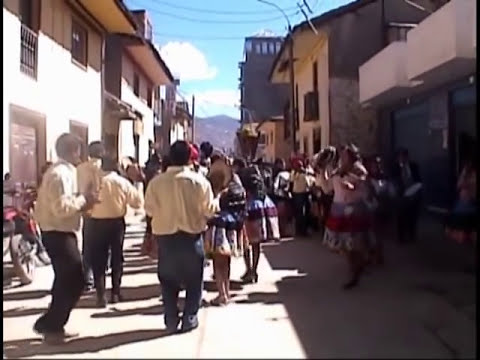 SANTIAGO EN PAMPAS TAYACAJA Fam Chamorro sotelo