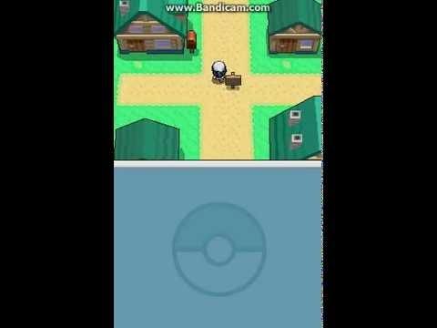 Pokemon Perla [Español] - ROM (NDS) + Emulador