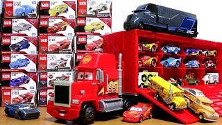 Disney Pixar Cars3 Toy Movie Big Mack Truck Gale Beaufort Bae Crash Cars Tomica for kids