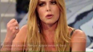 Loredana Lecciso: Pasqua agitata senza Al Bano