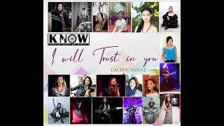 I will trust in you ( cover ) By Various female Artists from Nagaland.