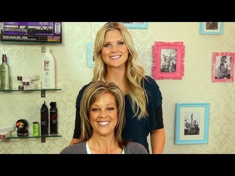 How to get BIG HAIR volume with my beautiful mom!!!