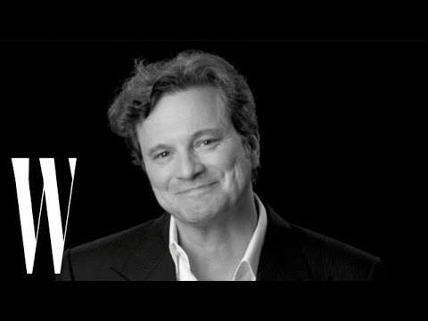 Lynn Hirschberg's Screen Tests: Colin Firth