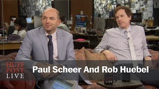 Paul Scheer & Rob Huebel Call Out The Fat Jew: 'He's Being A F*cking Dick'
