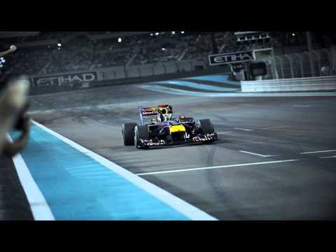 Sebastian Vettel Team Radio World Champion - F1 Abu Dhabi 2010