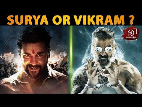 Kadaram Kondan and NGK - Vikram & Suriya's elegance! Vikram | Suriya