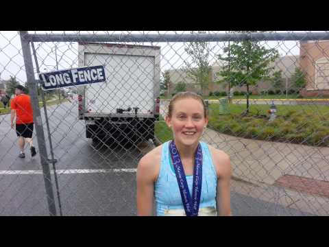 Laura Garrow wins 2013 Marine Corps Historic Half