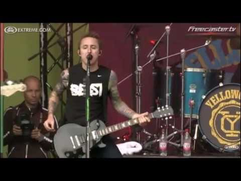 Yellowcard - Full Concert 28. August 2011 Hamburg / Germany