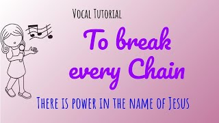 There is power in the name of Jesus - Voices