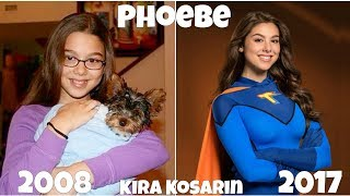 The Thundermans actors, Before and After they were Famous