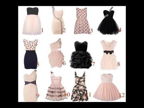vestidos ala moda